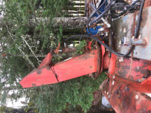 8 foot provost snow blower