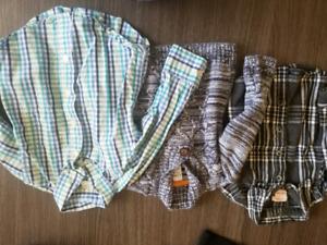 Infant boys 13 piece 6-12m lot