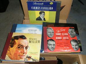 Antique Record Albums