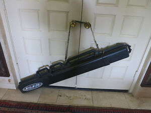 WANTED - hard case for cross-country skis