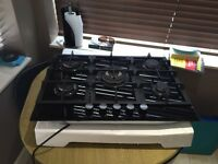 Cooke and Lewis 5 Ring Gas Hob