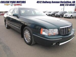 1998 Cadillac DeVille Concours   UNDER 4000,  WOW! NICE RIDE