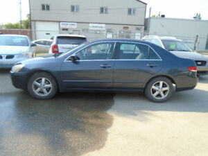 $4500.000  2005 HONDA Accord EXL  4 door Sedan