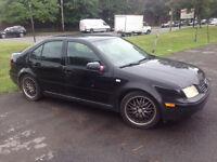 Echanges 1.8t Volkswagen Jetta 2001