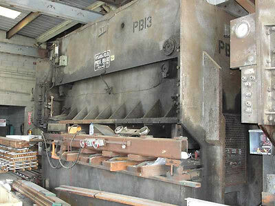 Htc 150 Ton 150-ms Straight Side Press