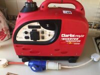 Clarke 1000w Inverter Generator