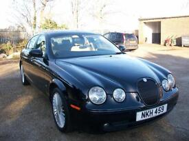 Jaguar S-TYPE 2.7 TURBO DIESEL V6 AUTOMATIC Sport