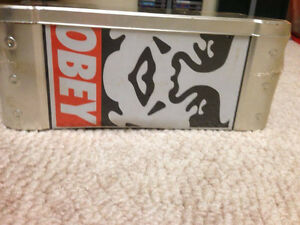 Rare Obey Citizen Icon Figure #1 in Box!