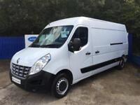 2014 64 Renault Master 2.3dCi C ECO 125.35 L3 H2 LWB Diesel Van
