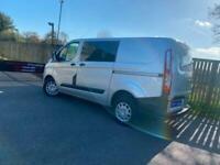 2017 Ford Transit Custom 2.0 TDCi 105ps Low Roof D/Cab Trend Van PANEL VAN Diese