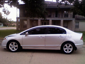 2008 Honda Civic LX Sedan  MINT Condition CERTIFIED E TESTED