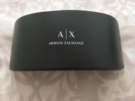 d13513c9dc0 Armani Exchange Blue Sunglasses