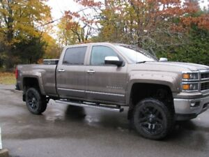 2014 CHEVY SILVERADO 1500 LTZ 29500.00 NEGOTIABLE
