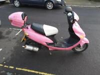 DIRECT BIKES 50 cc moped scooter only 499 no offers