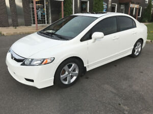 2009 Honda Civic Sport Berline
