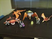 Imaginext Dinos and Extras