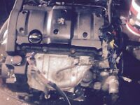 Peugeot 1.6 16v NFU Engine