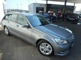 Mercedes C220 CDI BLUEEFFICIENCY EXECUTIVE SE (palladium silver) 2013