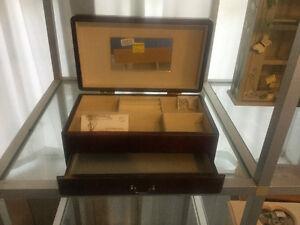 Solid wood jewellery boxes Kitchener / Waterloo Kitchener Area image 4