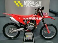 2021 GAS GAS MC 450 - 1 OWNER - 1 HOURS USE - NEW MODEL - SXF FC CRF KXF YZF 250