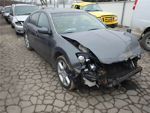 NISSAN MAXIMA (2004/2008/ FOR PARTS PARTS PARTS ONLY )