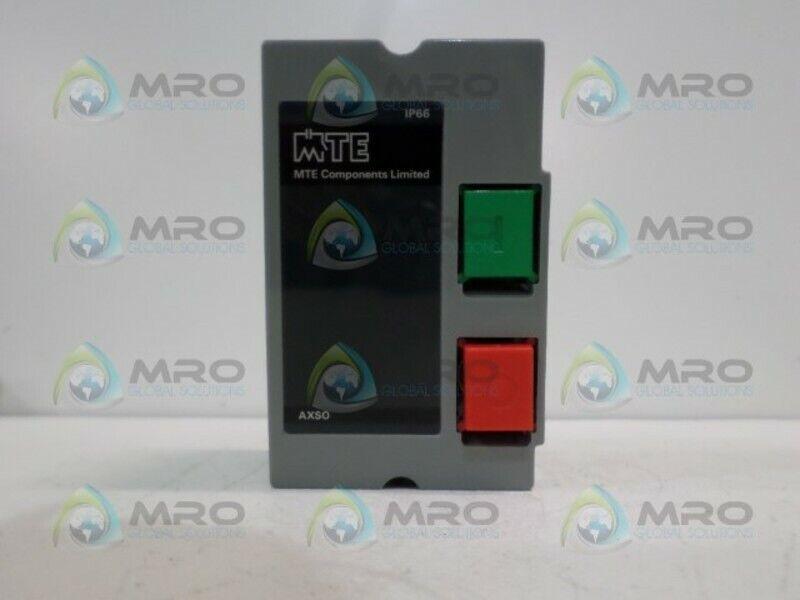 MTE COMPONENTS DOL 013020411 OVERLOAD MANUEL STARTER 440V * NEW NO BOX *
