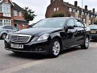 PCO -- 2010 Mercedes E Class E220 Auto 2.1 CDi SE BlueEffi - Very Good Condition