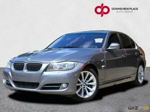 2011 BMW 3 Series 335i xDrive| PREMIUM| LEATHER| SUNROOF| BLUETO