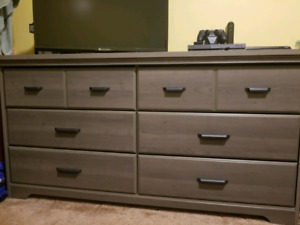 South shore furniture - Grey Maple