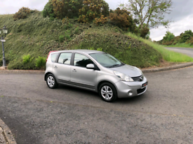 24/7 Trade Sales Ni Trade Prices For The Public 2009 Nissan Note 1.6 A