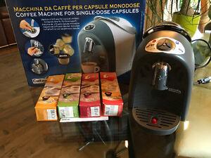 Coffee machine Caffitaly - Machine à café Caffitaly pratiquement