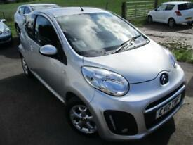 2012 CITROEN C1 VTR PLUS HATCHBACK PETROL