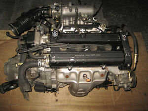 ACURA INTEGRA DC2 B18B DOHC ENGINE 5SPEED TRANS JDM B18B MOTEUR