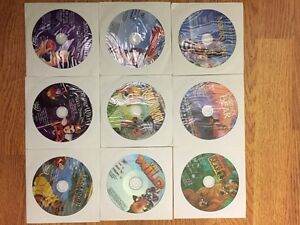 Assorted Disney DVDs