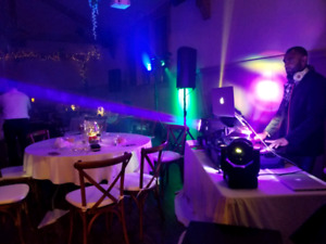 DJ, sounds and lighting services for all events