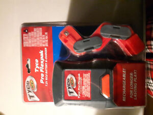 RC car battery & charger pak