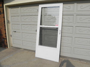 Rosco Storm Door - Heavy Construction Edmonton Edmonton Area image 5
