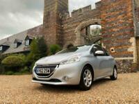 2012 Peugeot 208 1.4 HDi Active 3dr HATCHBACK Diesel Manual