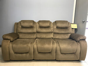 BRAND NEW MOTION SOFA Up to 50% OFF, FREE TAX !