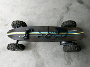 Enerwatt Off-Road Electric Skateboard