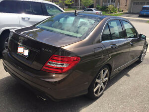 2013 Mercedes-Benz C 350 Sedan 4 MATIC AWD *Low Mileage*Warranty