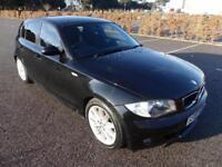 BMW 116 1.6 2007 i M Sport 82,000 miles