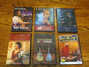 Live Concert DVDs