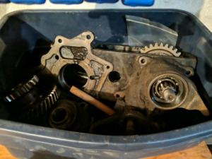 Jeep T90 transfer case