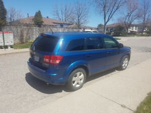 2009 Dodge SUV, Crossover E-tested