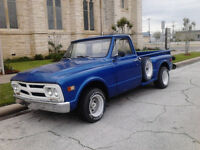 WANTED 68-72 GMC PARTS