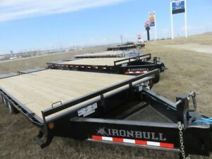 2018 Iron Bull Trailers FTP 25'