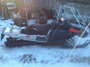 Skidoo Assault only 98KM with NOS trade for a BIKE