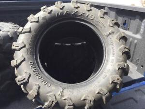 maxxis coronado atv tires