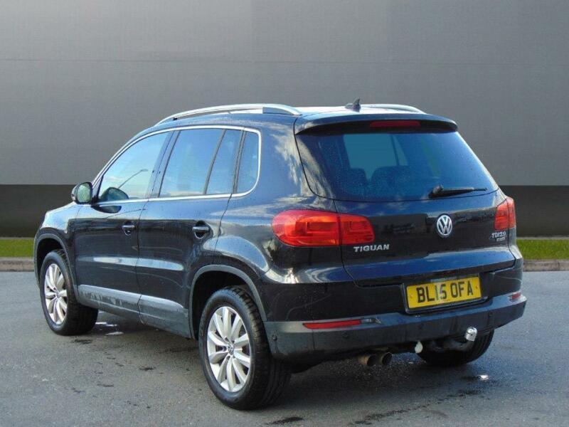 Volkswagen Tiguan 2 0 Tdi Bluemotion Tech Match 5dr In Kettering